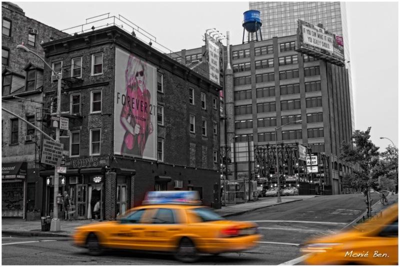 Taxi NYC