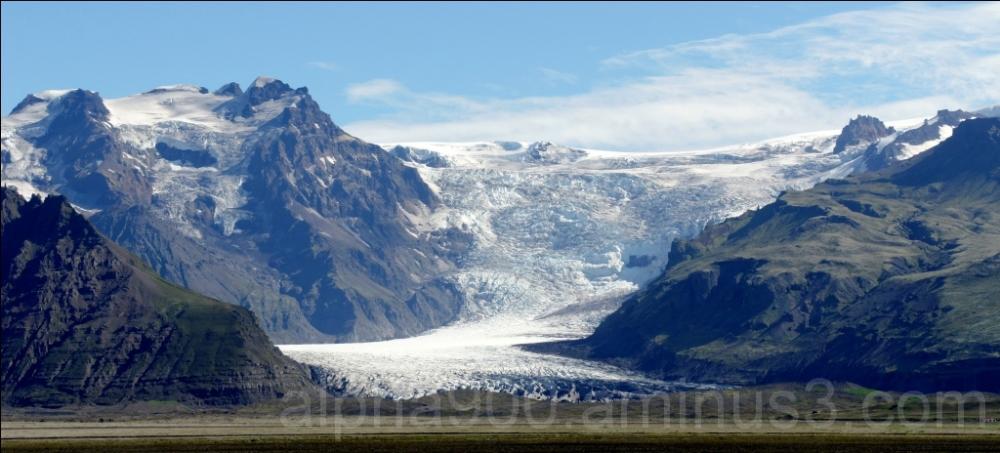 The Glacier in the Far-North