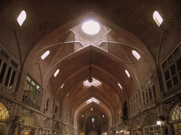 Iran: Tabriz Traditional Bazaar