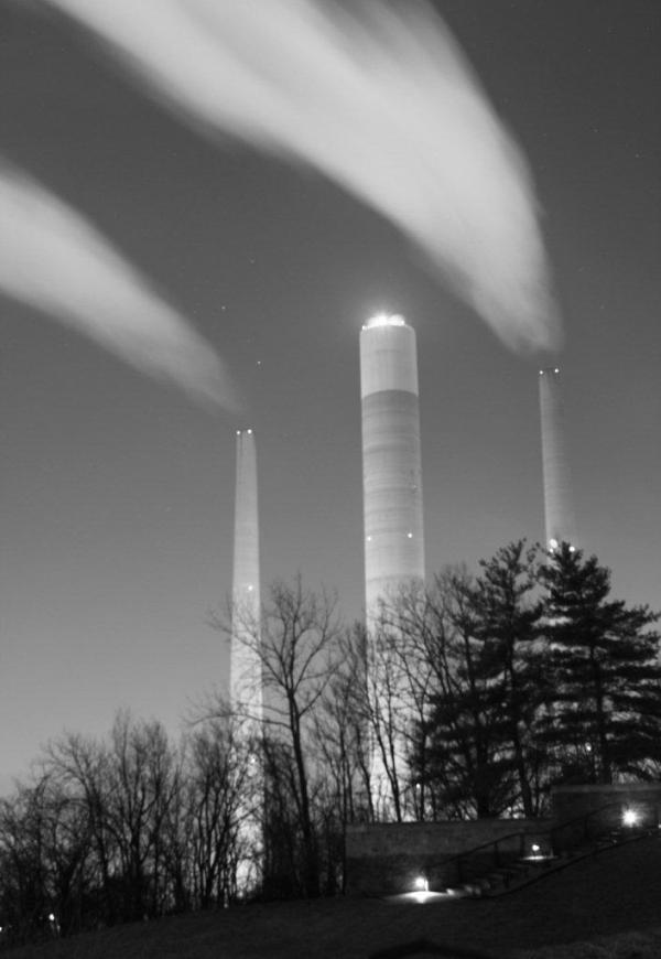 Clifty Creek Power Plant, Madison, Indiana