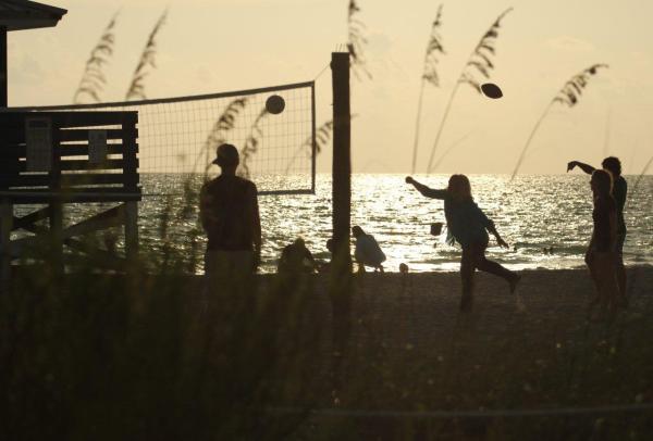 Venice Beach, Venice, Florida