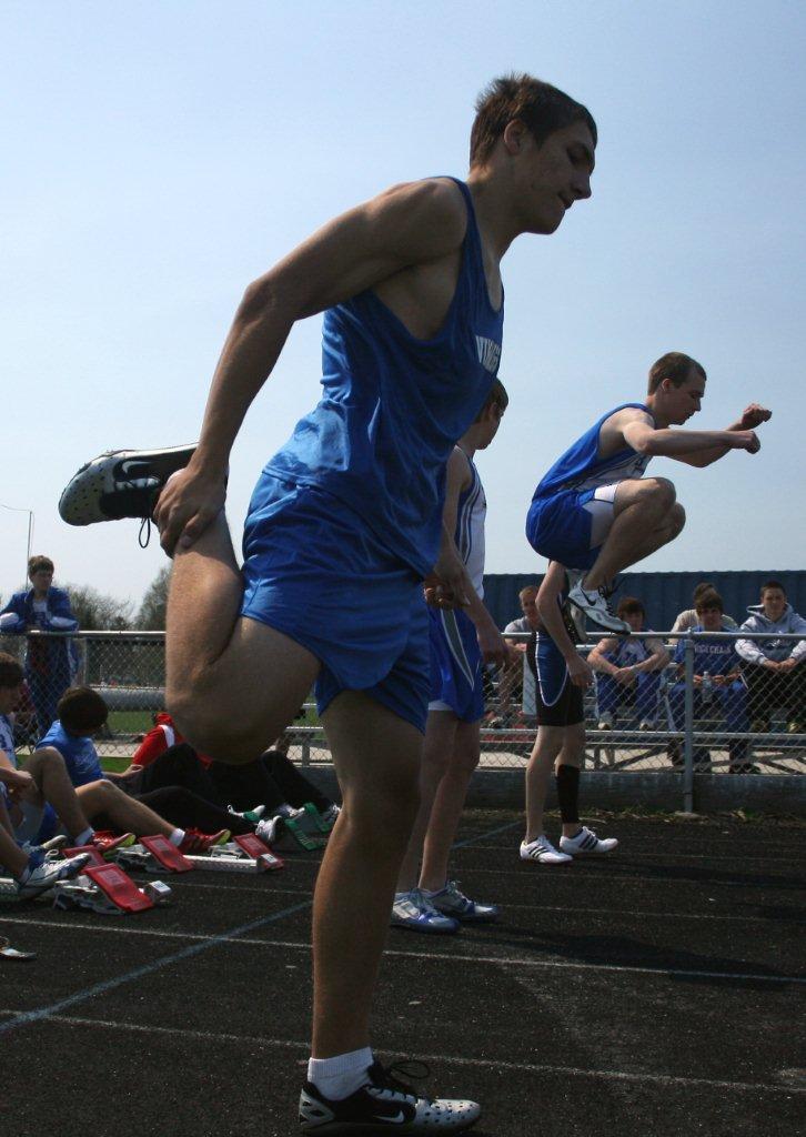 Geneva High School Track Meet