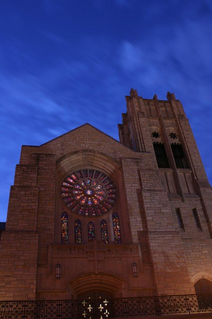Baker Memorial Methodist Church, St Charles, IL
