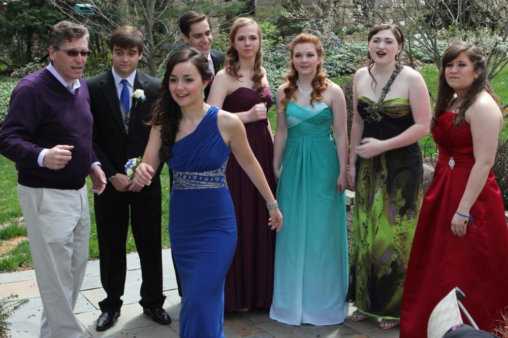 Prom Photos, Geneva, Illinois