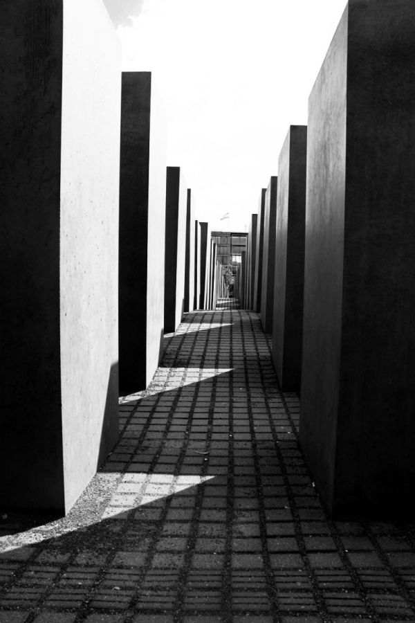 Holocaust Denkmal,Berlin