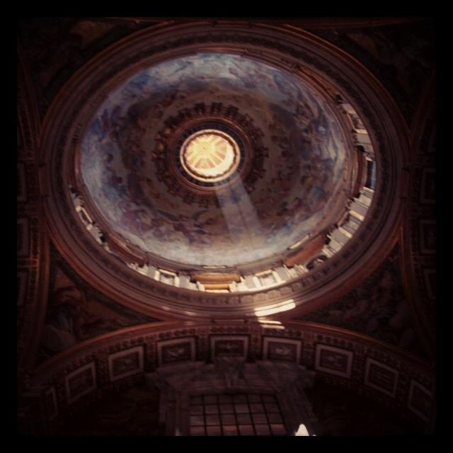 St Peter's basilica ,Vatican city