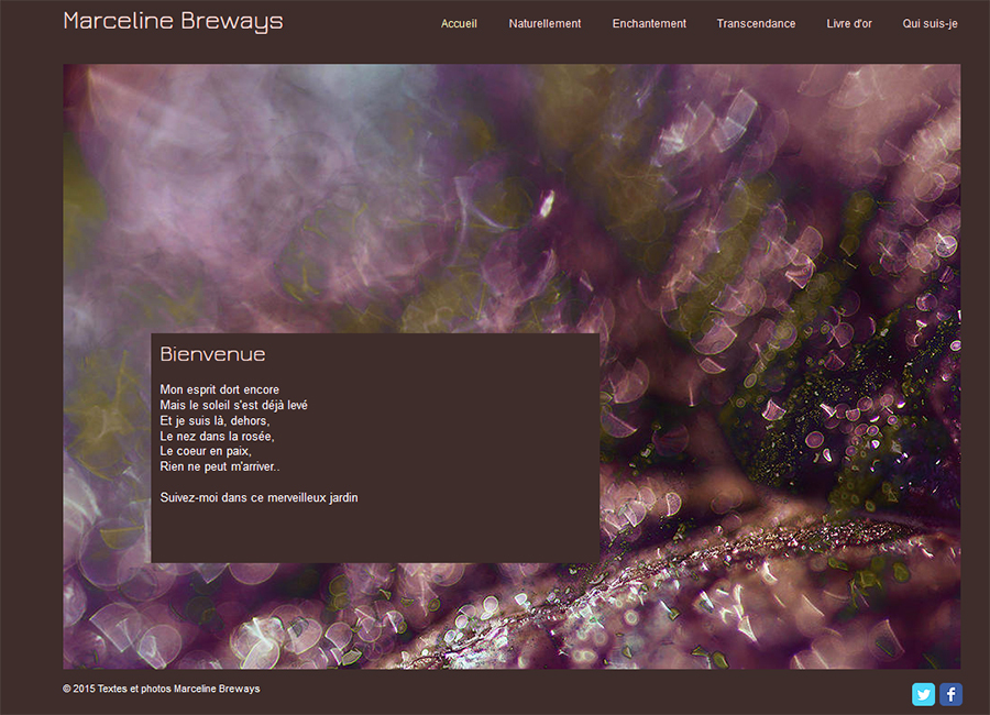site ondesthetique marceline breways