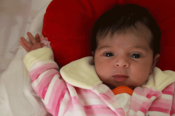 Date of Birth...2012/9/17...Nazanin Zahra.