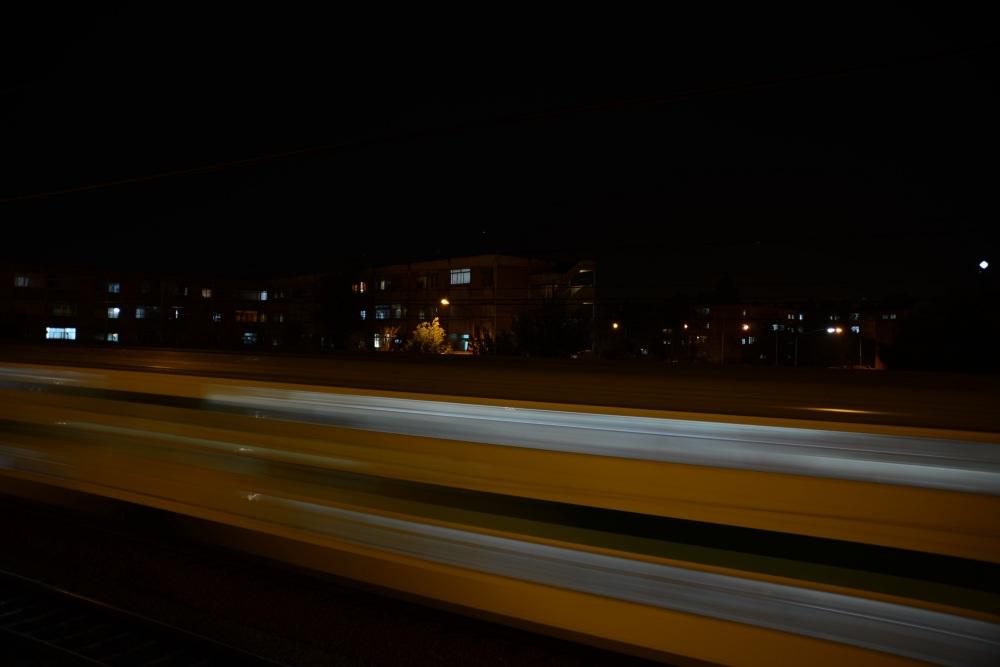 آخرین متروی شب