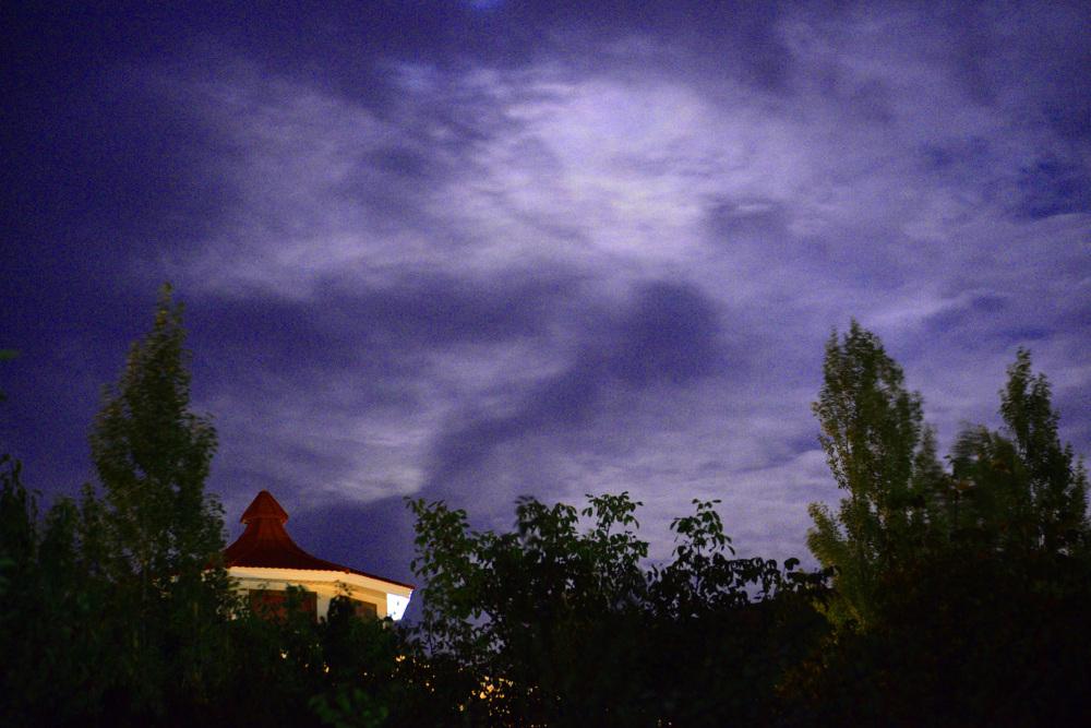......... شب بود , ماه پشت ابر بود