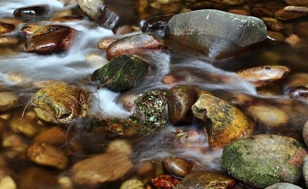 Stone, water II