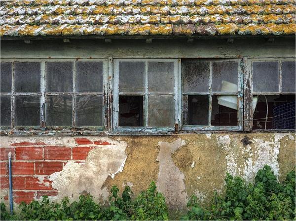 A vella fábrica