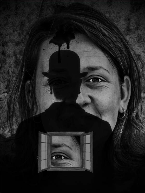 Unha ollada a Magritte / A look at Magritte