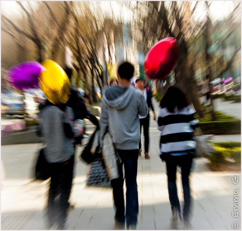 Beijing balloons