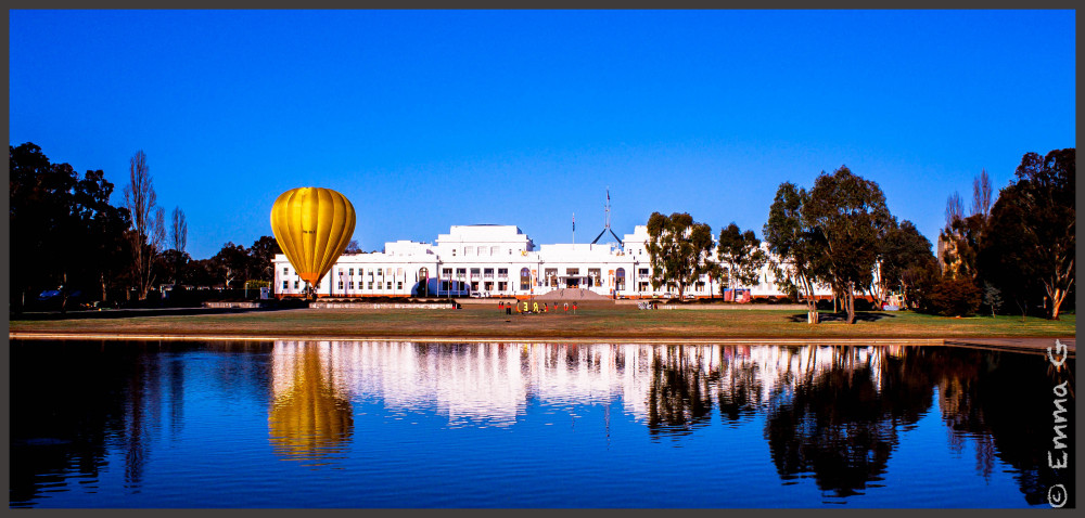 Canberra - Old Parliament Buildings
