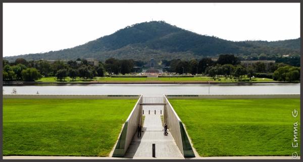 Lake Burley Griffin & National War Memorial Museum