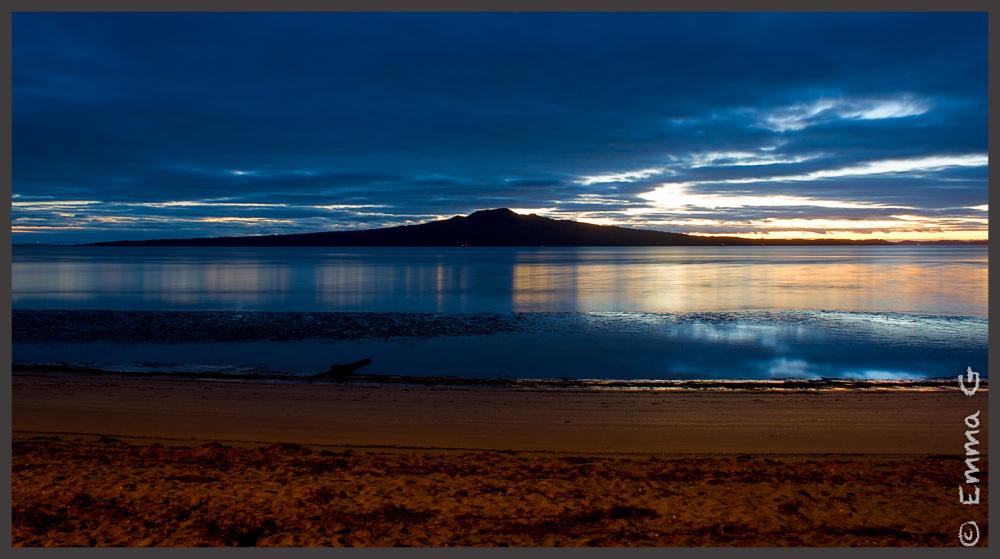 Sunrise at Cheltenham Beach