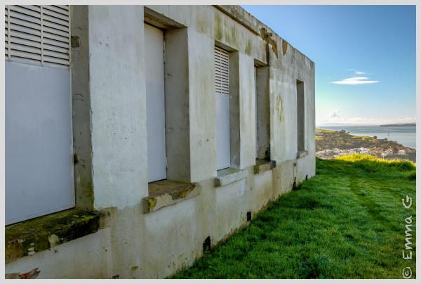 'The Bunker' at Mt Victoria, Devonport
