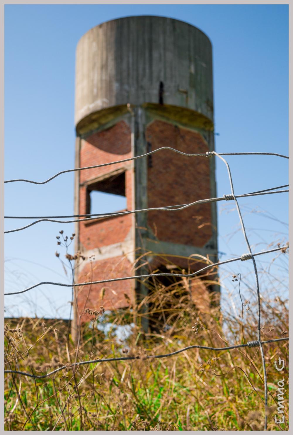 Motuihe Island Water Tower