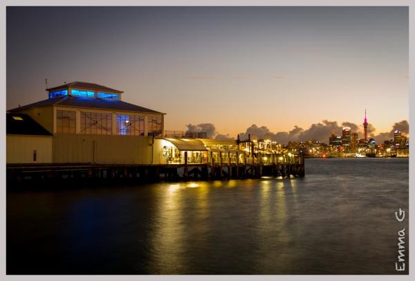 Devonport Ferry Building