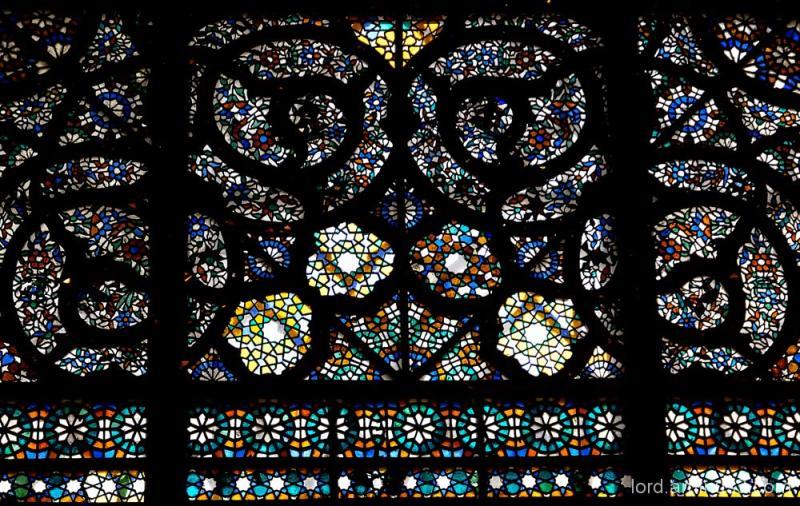 Old window V