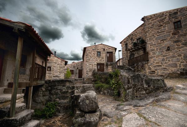 Vila Romana reconstruída em Póvoa do Dão