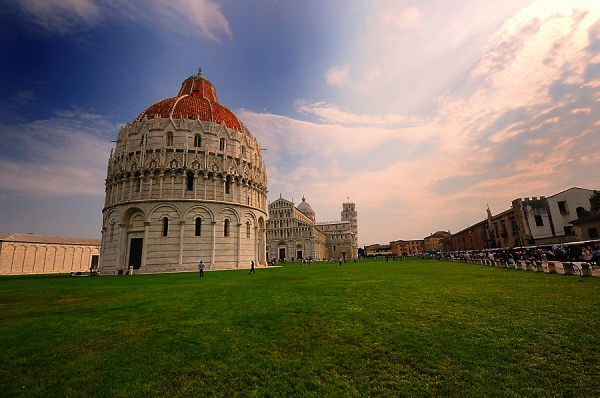 Campo dei Miracolli - Pisa