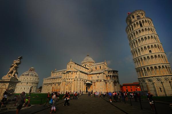 Leaving Pisa Behind