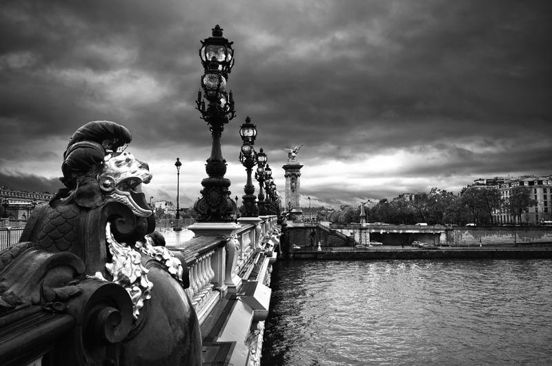 Paris, Siena, Ponte