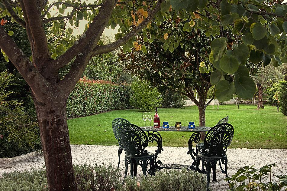 Cabriz in the Garden