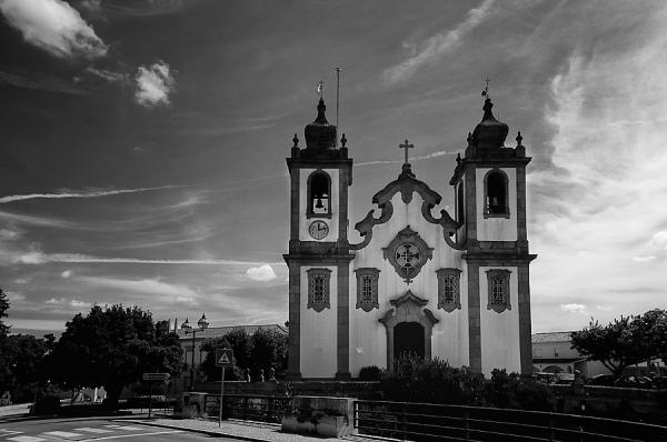 Igreja de Santa Comba Dão