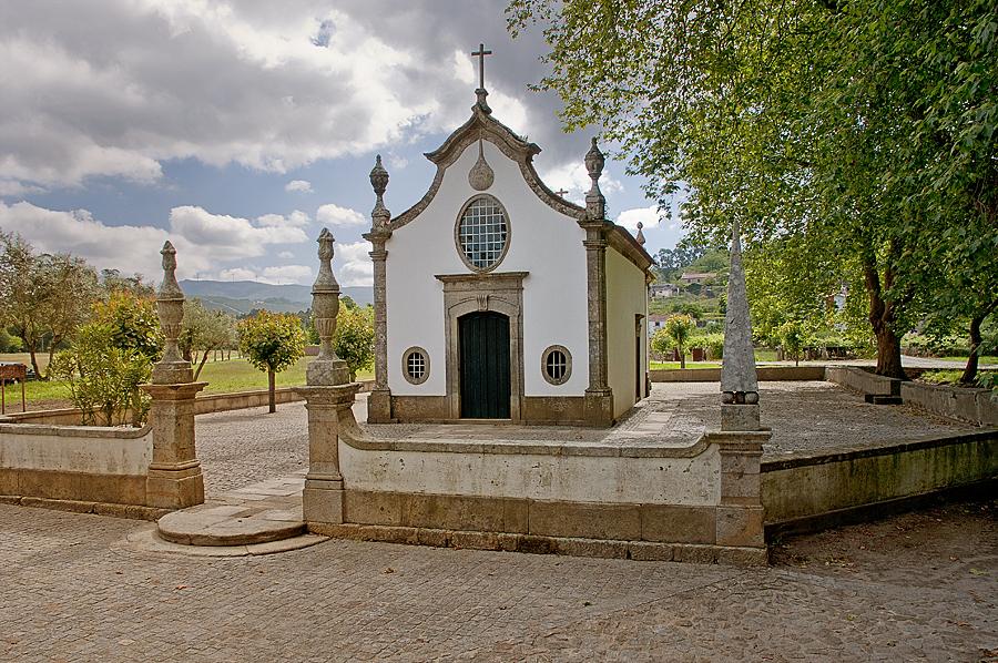 Little Church in Vilar de Mouros - Portugal