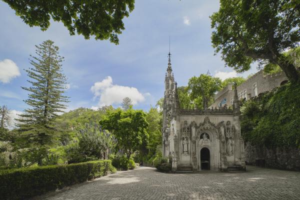 Chapel of Quinta da Regaleira