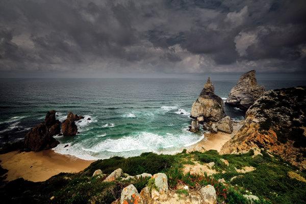 Ursa Beach overview