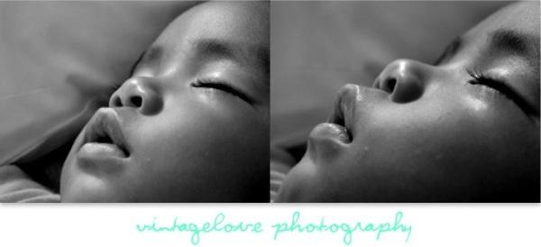 baby dark grunge close-up black and white