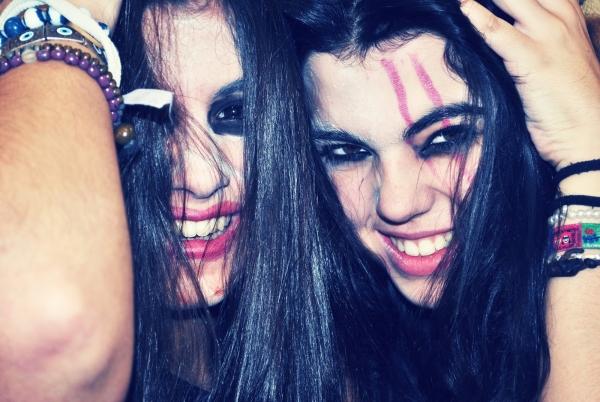 Las zombies más guapas.