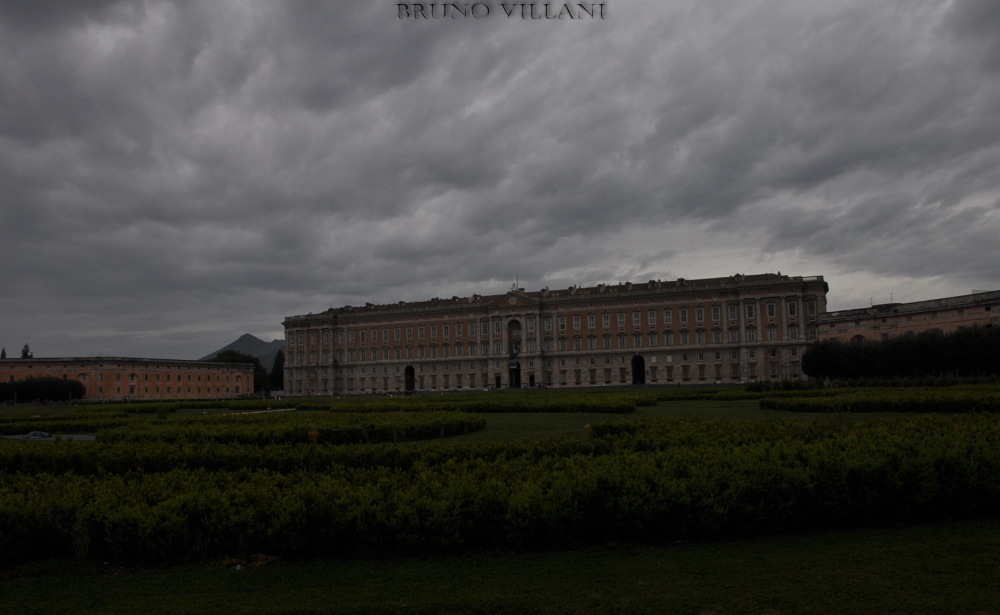Caserta Royal Palace Italy