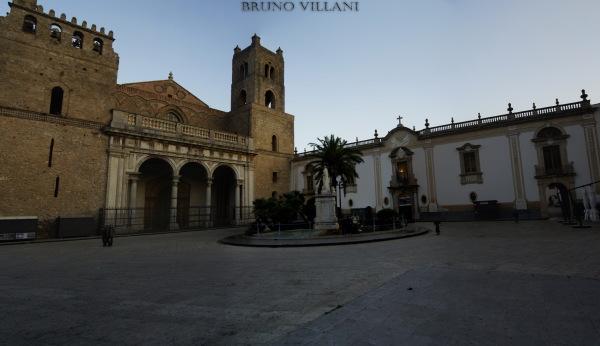 Monreale Palermo SIcily Cathdral