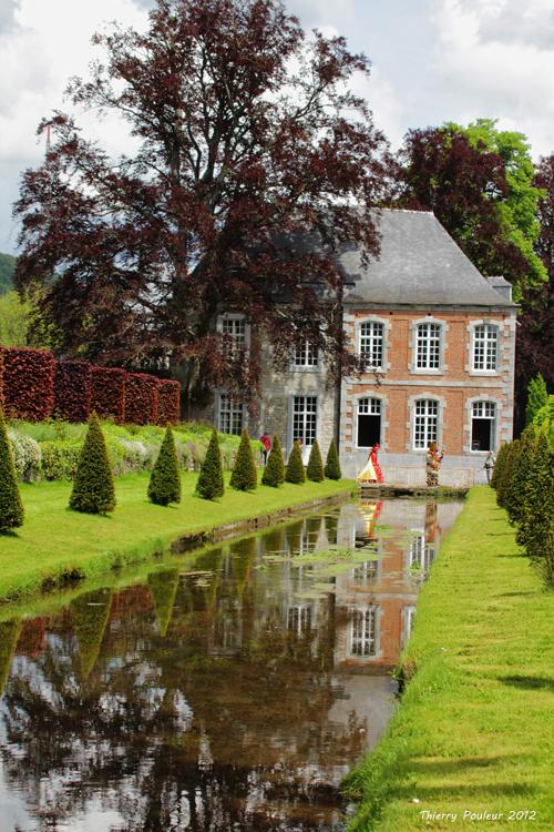 Jardin Annevoie