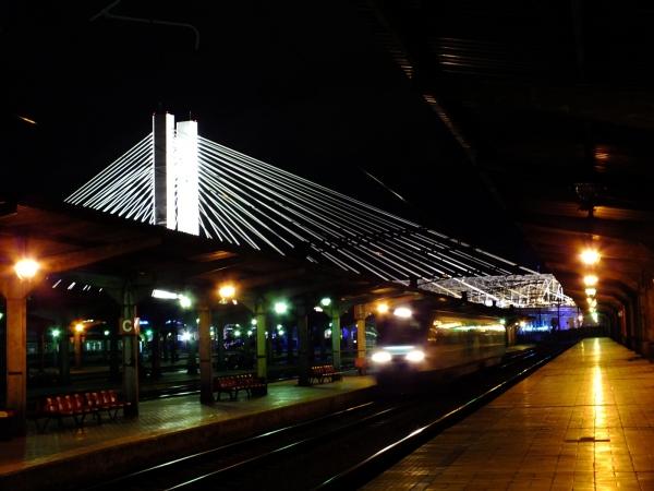 Bucharest north station