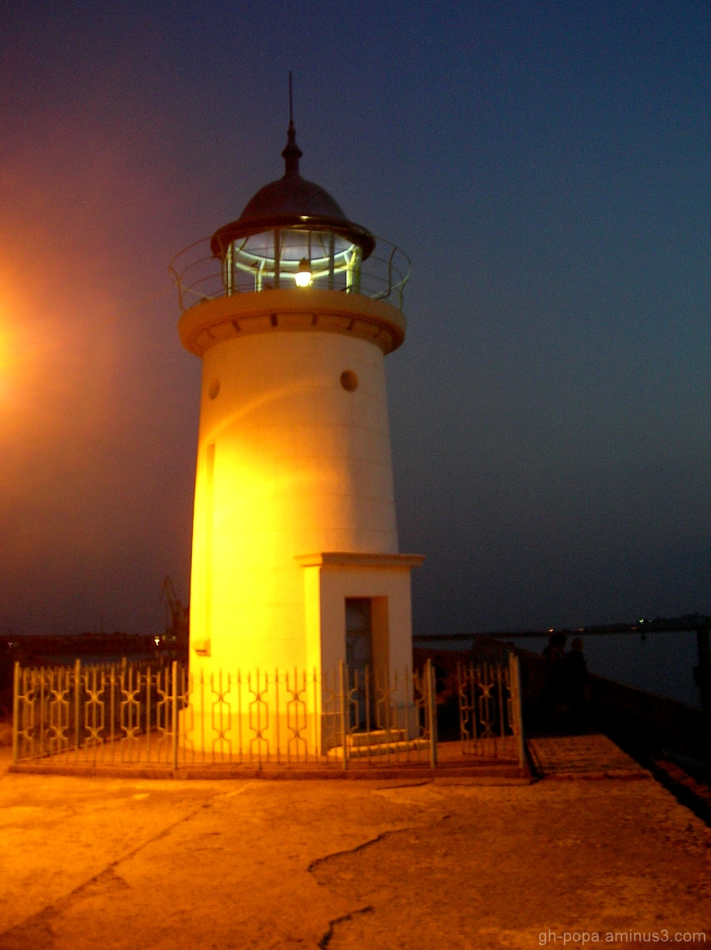 Lighthouse Mangalia