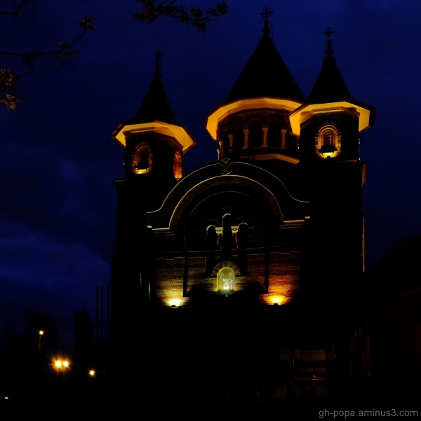 Belvedere church