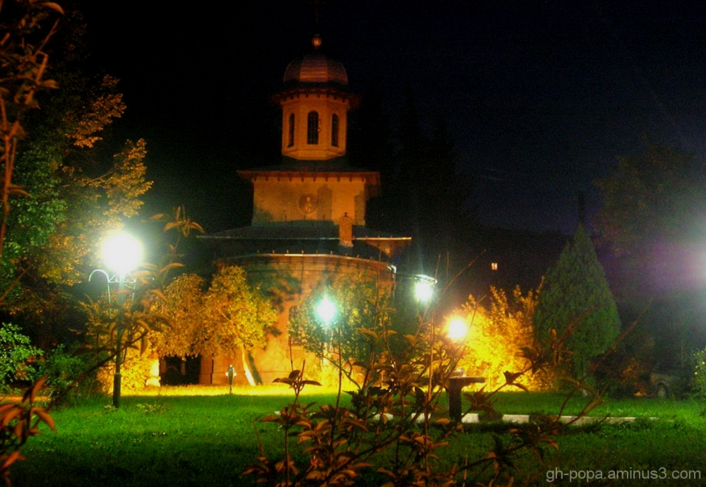 Busteni church