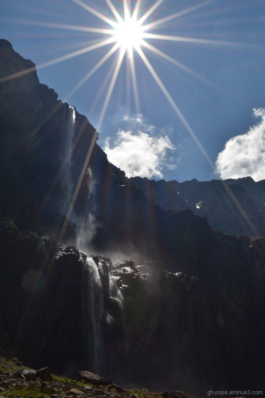 Gavarnie waterfalls #2