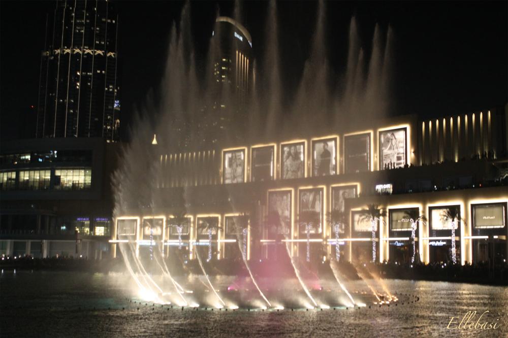 fontaine, DUBAI