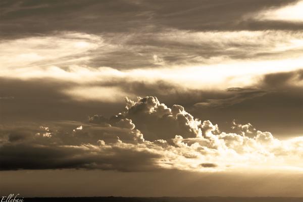 nuage, ciel