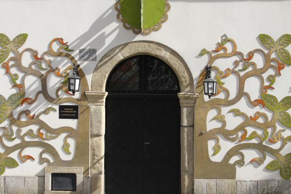 porte, quartier juif,