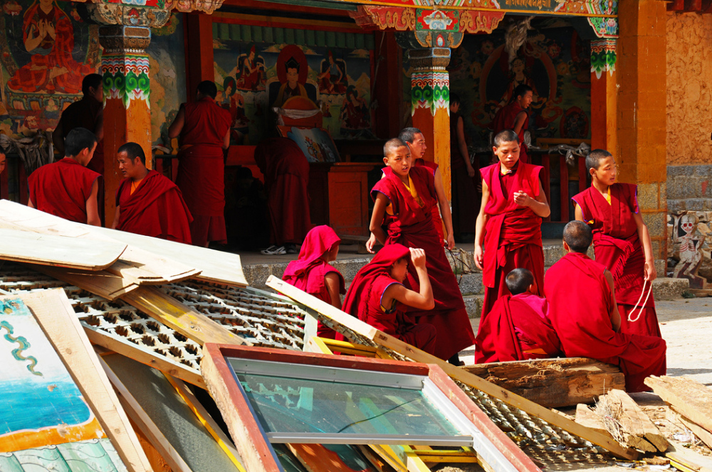 Monks in Debate