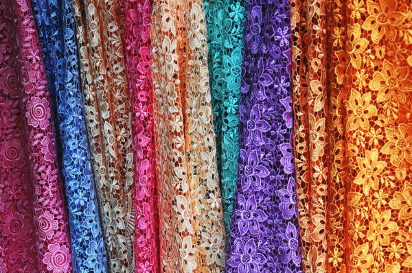 lace colours