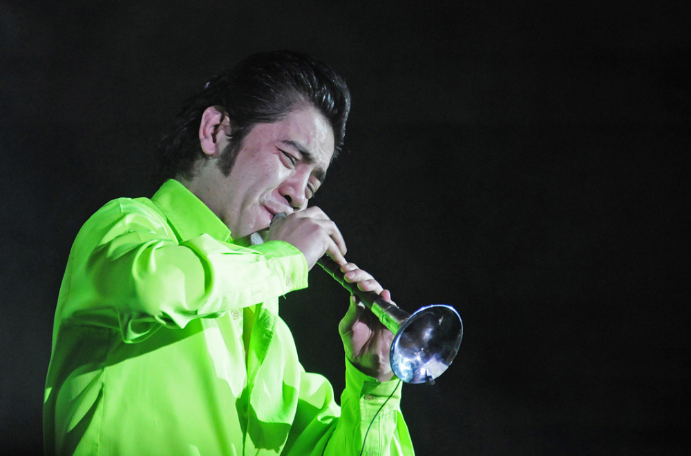 trumpet trumpetier performance